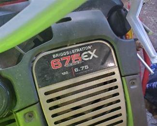 Briggs Stratton 675EX
