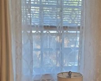 Layered Window Curtains