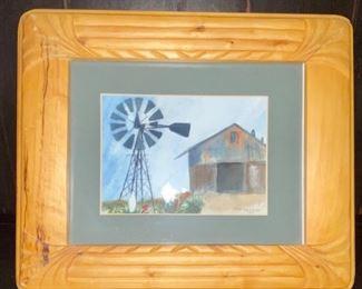 Small barn picture