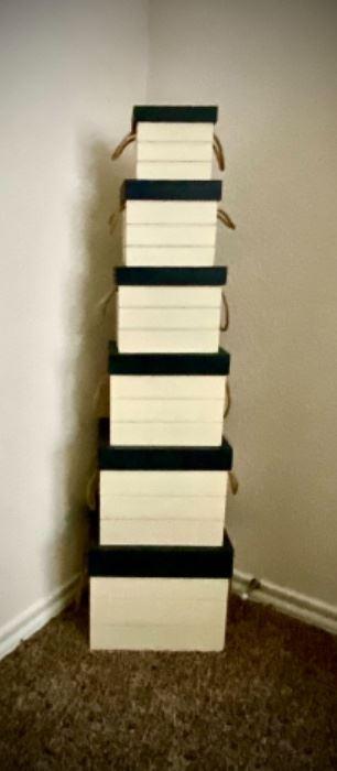 Decor boxes