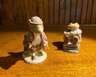 Royal Albert figurines