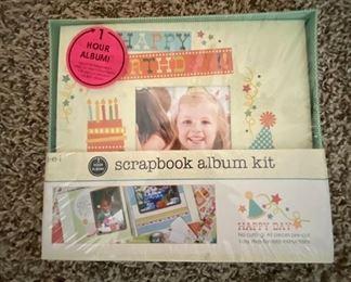 Scrapbook kit