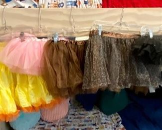 Little girls Tutus in serval different colors. New