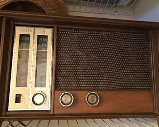 vintage zenith radio works