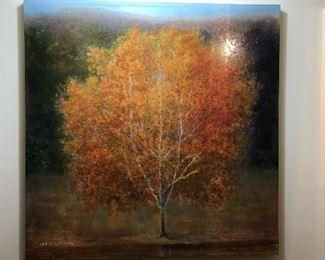 large canvas art print