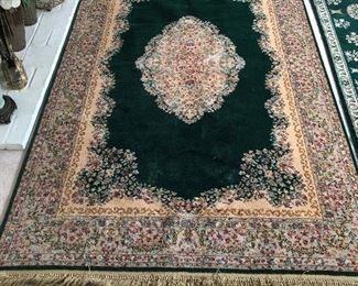 Karastan wool rug