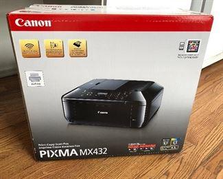 canon printer in box
