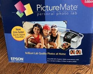 epson picture mate photo printer