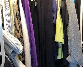 women's clothing, many new with tags, sizes L-3X