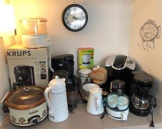Caffeine counter - Krupa, Keurig coffee makers
