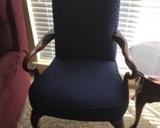 Blue chair (#2)