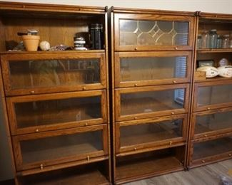 reproduction lawyers bookcases