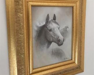 Lovely equine art
