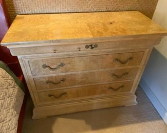 "1.	Pair of Henredon Dressers   19""D x 44""L x 34""H			$395 each NOW $295"