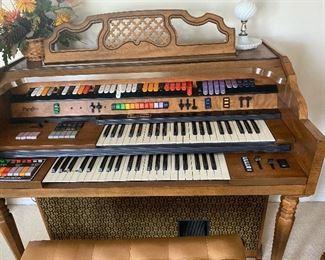 Kimble organ