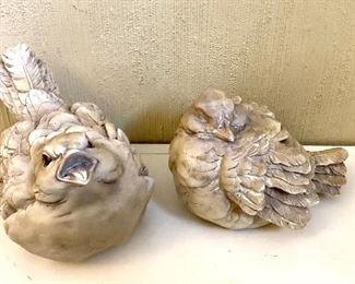 $35 - Pair of Chrisdon doves