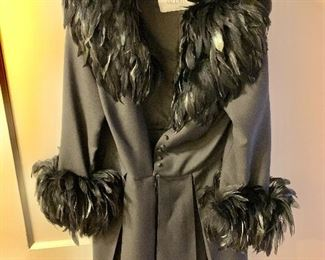 $120 Valentino coat size 12.