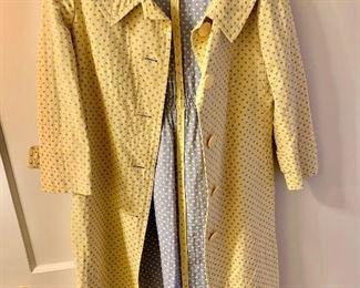 $75 Moshino coat or long jacket est size 8.