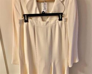 $195 Armani suit set size 46.