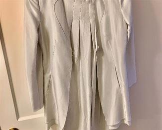 $60 Armani pant suit size 46.