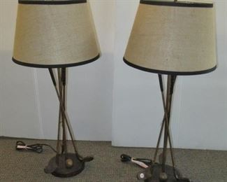 golf lamps