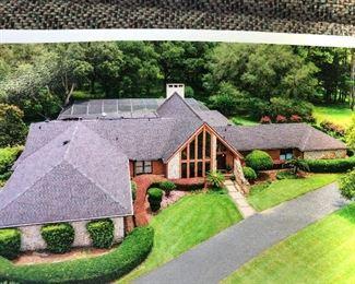 Huge Estate Sale at a Huge Estate