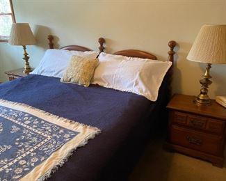 Sumter Cabinet Company King Size Bedroom Set