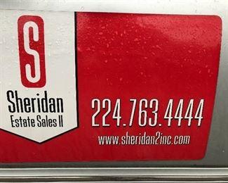 Sheridan Estate Sales II is in Kenilworth!