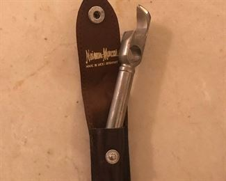 Sterling bottle opener ... 1986 Neiman Marcus