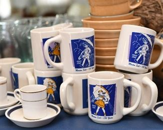 Morton Salt mugs