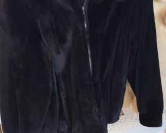 Original Fur from David Leinoff (Short Zip up)