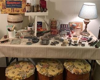 Lots of interesting vintage items