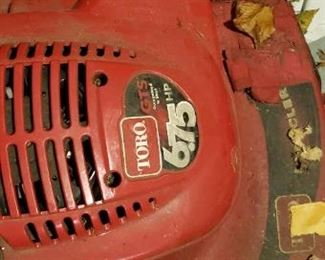 Toro Mower 675HP