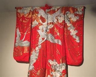 Authentic Japanese Kimono