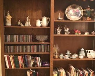 Cds, Cookbooks, etc