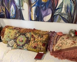 PILLOWS BY MICHAL NEGRIN