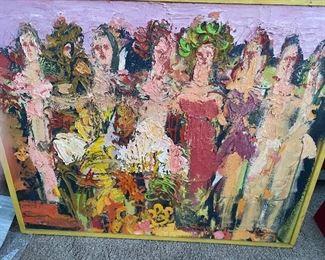 ANTHONY THOMAS TRIANO 1965 DANCERS