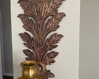 PAIR OF THESE SCONCES