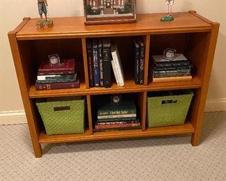 Land of Nod bookcase (41Wx14Dx31H)