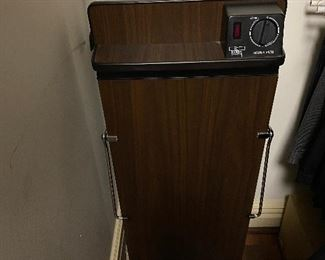 Corby England trouser press / valet