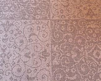 """indoor - outdoor rug 7'7"""" x 5'7"""""""