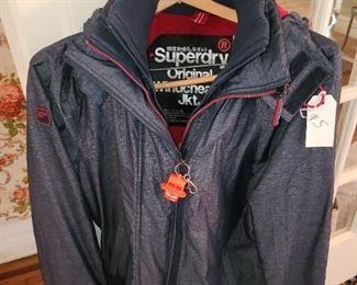 #6 (NOT #5) - Suprerdry Original Windcheater Jacket Men's (2XL) ($15)