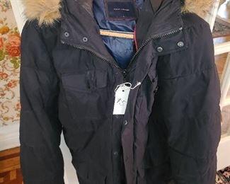 #5 - Tommy Hilfiger Parka Jacket Men's (L) ($50)