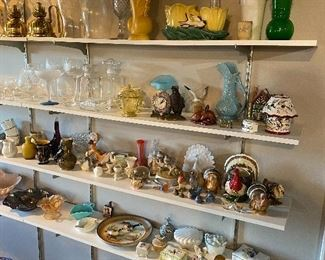 Great collectible glassware