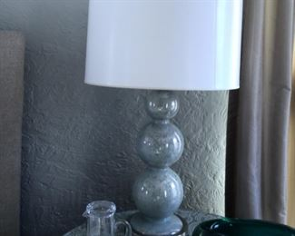 Plunketts lamps like new.  Selling at plunketts $435 each.  Selling here pair $400