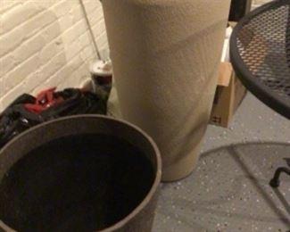 Large new chalet pot $75
