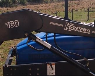 Koyker 160 Front End Loader