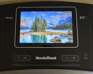 Like new NordicTrack Treadmill