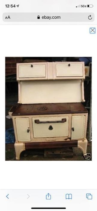 This is a picture of the stove we are selling.