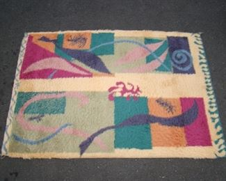 Mid Century Scandinavian Ege Carpet